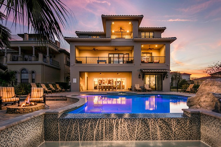 Only the best homes